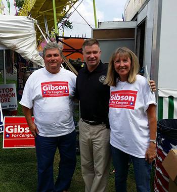 Meet and Greet Congressman Chris Gibson