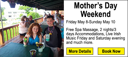 Mothers Day Weekend Package
