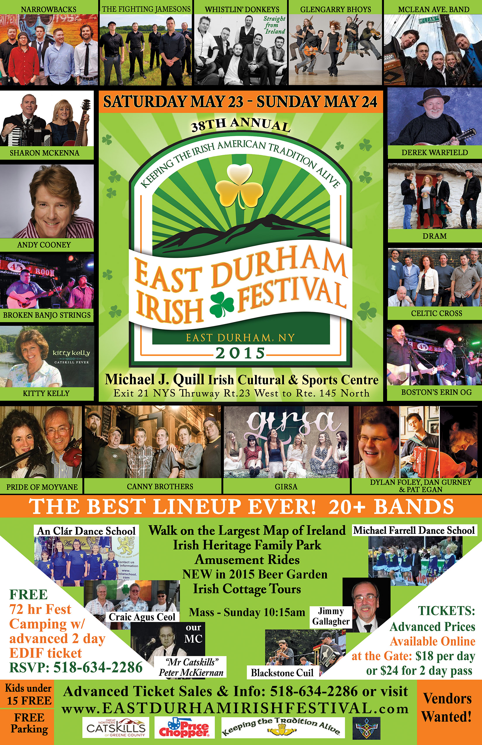 38th Annual East Durham Memorial Day Festival