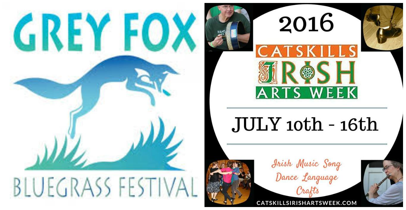 Catskill Irish Arts Week and GreyFox Festival