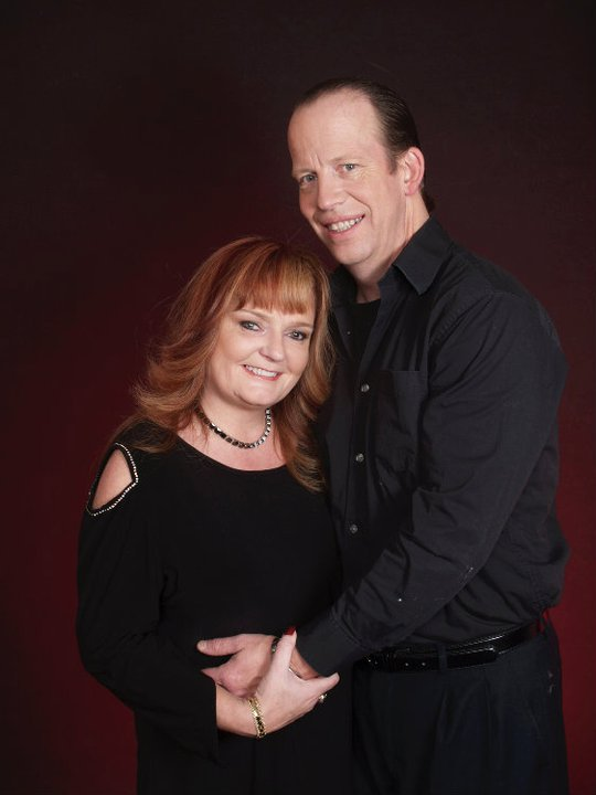 Susan and Gerard Irish Band
