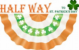 Halfway to St. Patrick's Day Celebration Package!