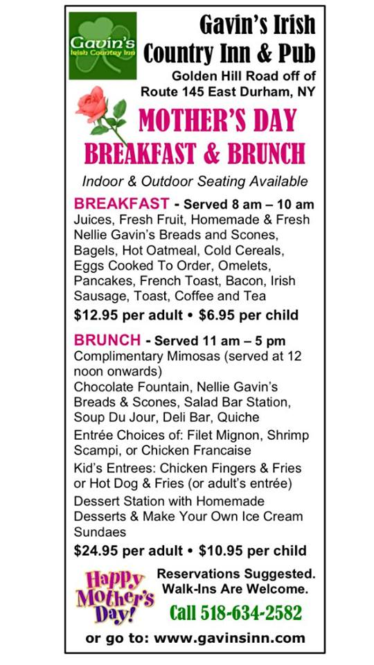 Mother's Day Brunch-All Welcome